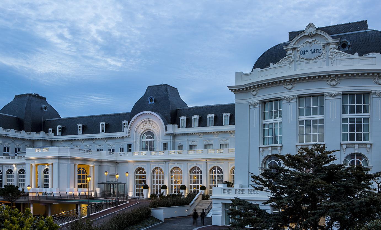 Les cures marines de trouville ou la renaissance d un lieu mythique univers luxe - Hotel cures marines trouville ...